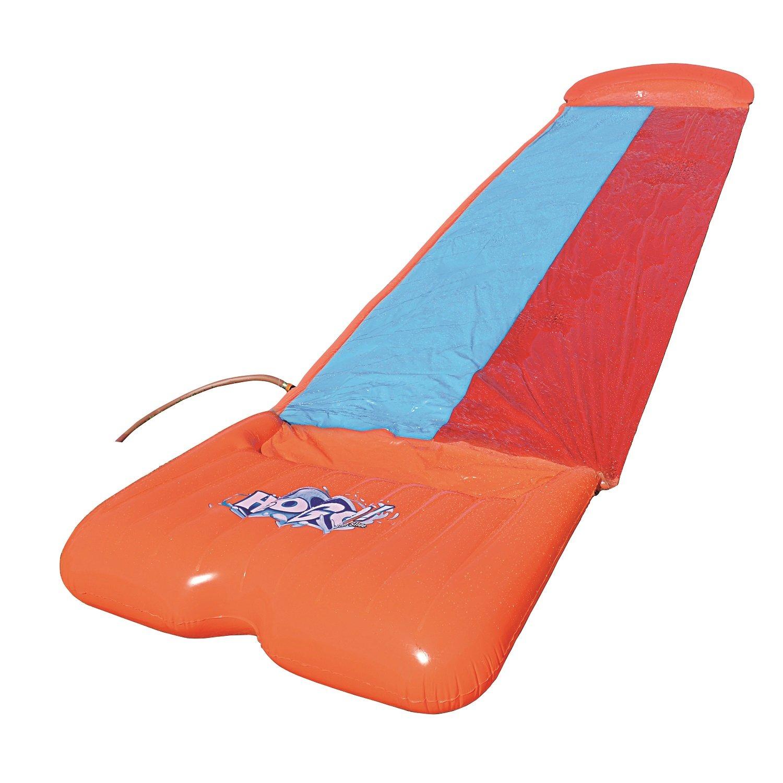 H2OGO! Double Water Slide w/ Speed Ramp by Bestway