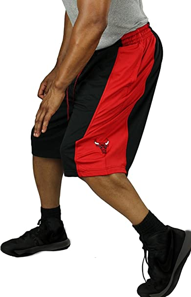 Amazon.com: Chicago Bulls NBA – Pantalones cortos de ...