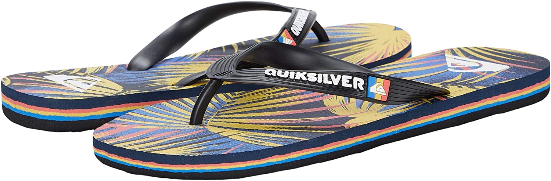 Quiksilver Men's Molokai Sub Tropics Flip-Flop: Shoes