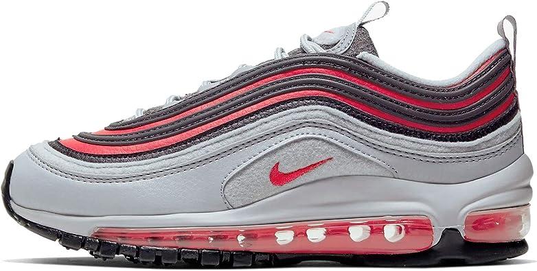 Amazon.com: Nike Gran Niños Air Max 97 Casual Zapatos: Shoes