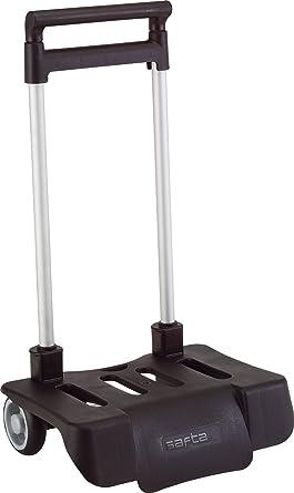 Safta Carro Para Mochilas Escolares Plegable Muy ligero Asa extraíble Diseño único: Amazon.es: Ropa y accesorios