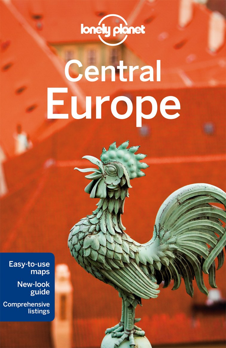 Lonely Planet Central Europe: Lisa Dunford: 9781741796827: Amazon: Books