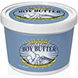 Boy Butter H2O Water Based Lube | Hypoallergenic Personal Lubricant for Sex | Latex Safe, Non Staining, Washable & Slick…