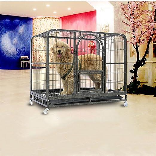 Home Pet Cage, potente jaula para perros Potente jaula de metal y ...