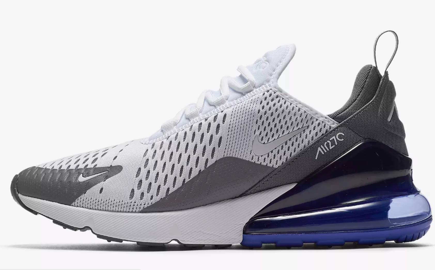 uk availability a3352 dae80 Galleon - NIKE AIR MAX 270 Men s Sneaker AH8050-107-size 12