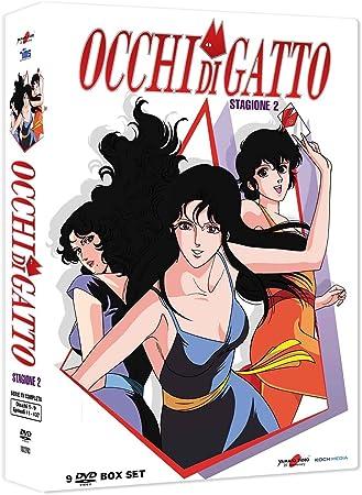 Occhi Di Gatto Vol.2 (9 DVD)
