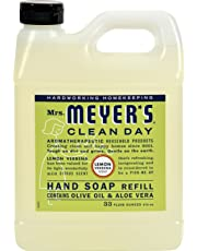 MRS. MEYER'S, HAND SOAP,LIQ,REFL,LMNVRB 33 FL OZ EA 1