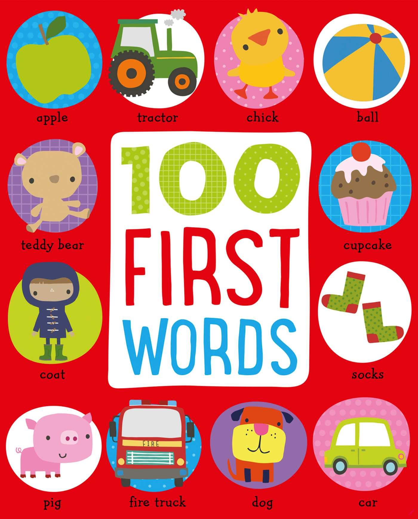 Read Online 100 First Words ebook