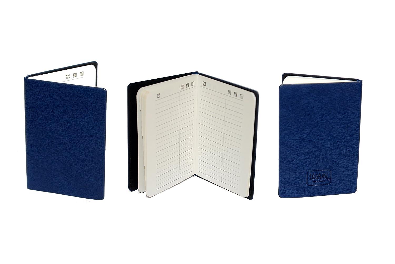 Legami Mini Rubrica Andres Book Blu