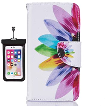 Samsung Galaxy Note 10 Flip Case Cover for Samsung Galaxy Note 10 Leather Extra-Durable Business Card Holders Kickstand Wallet Cover with Free Waterproof-Bag Classical