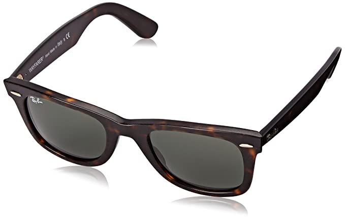 Ray-ban RB2140 - Gafas de sol unisex, color Marrón (Havana Effect Aged
