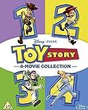Toy Story 1-4 Region Free 2019