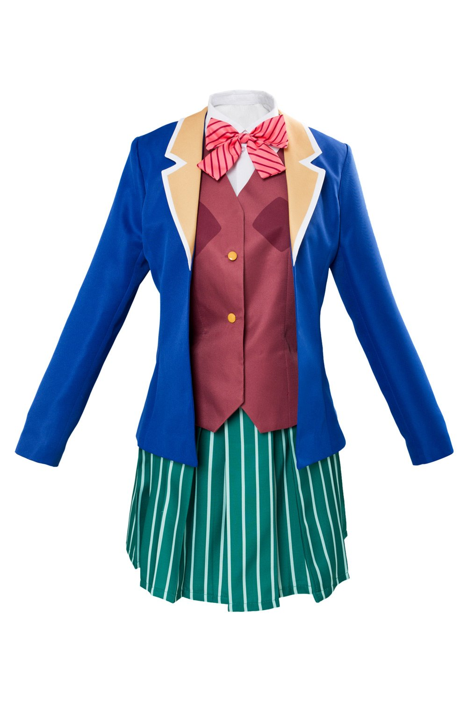 Karnestore Anime Happy Sugar Life Satou Matsuzaka Cosplay Kostüm Kostüm Kostüm Damen XXXL 132084