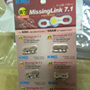 New Genuine 2 Sets KMC Missing Link 6//7//8 Speed 7.3mm CL573R For KMC Shimano