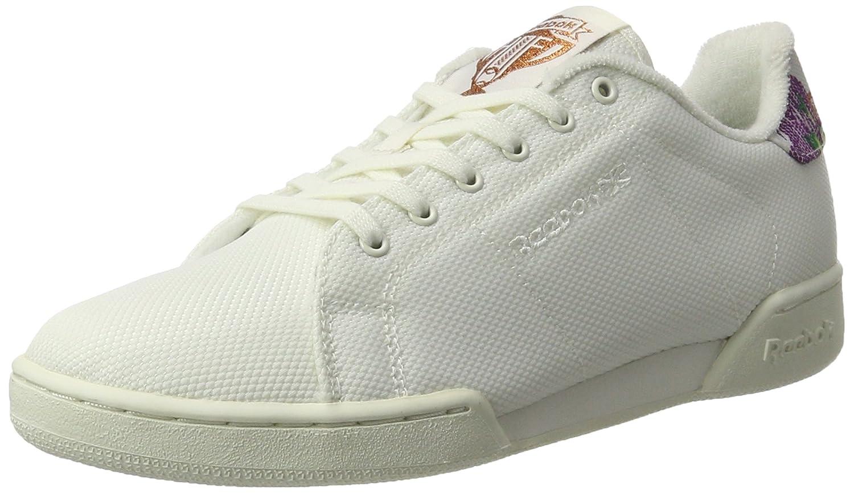 Reebok NPC II OTC, Zapatillas para Mujer 40.5 EU|Blanco (Chalk/Jade Stone/Pure Copper)