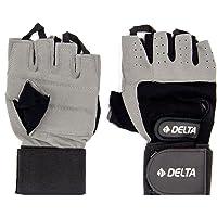 Delta Elite FGL 9015 Antrenman Çalışma Eldiveni, Siyah