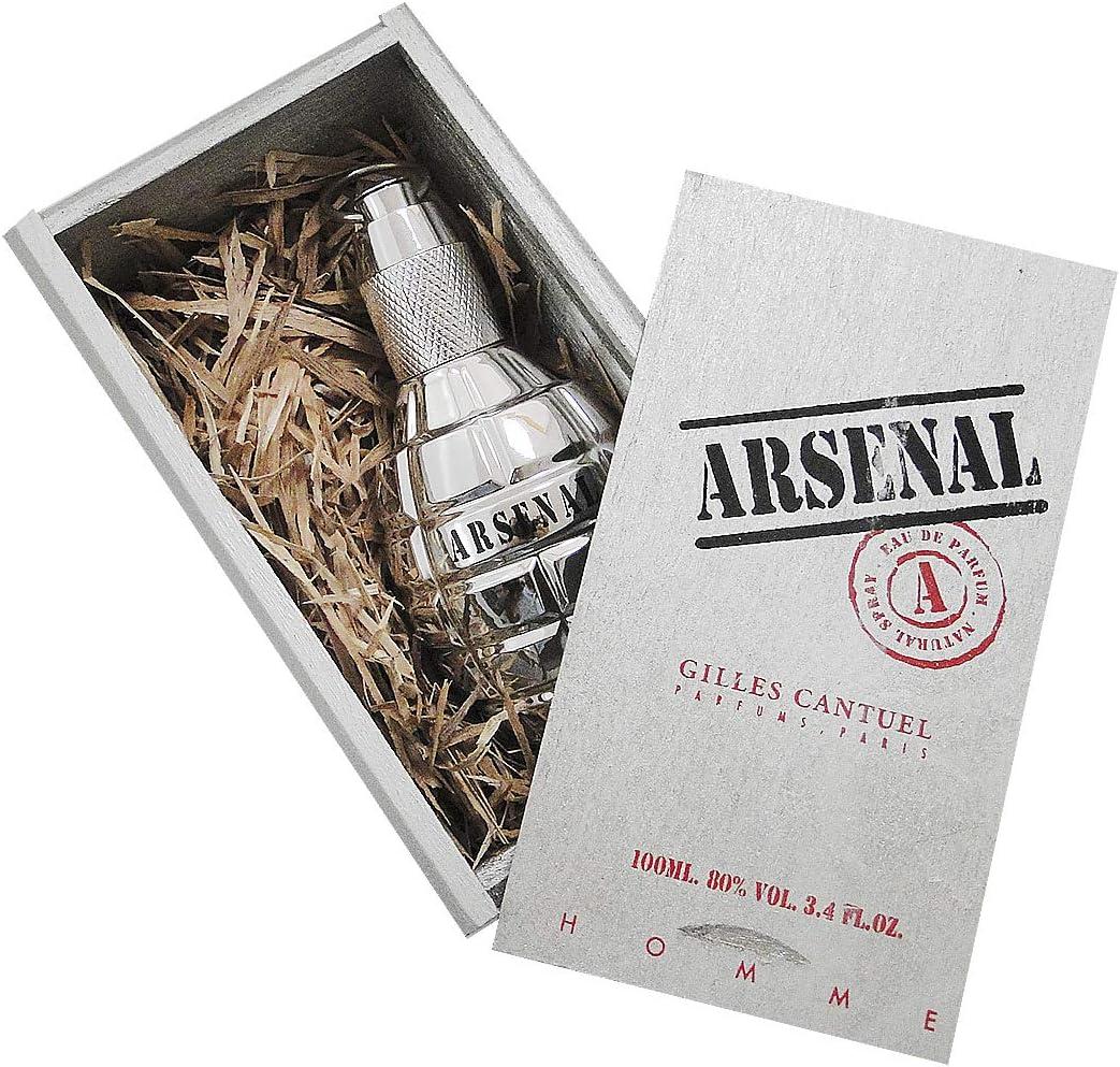 Gilles Eau De Parfum 100 ml: Amazon.co