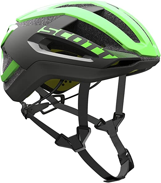 Scott Centric Plus Bicicleta Casco Verde/Negro 2017: Amazon.es ...