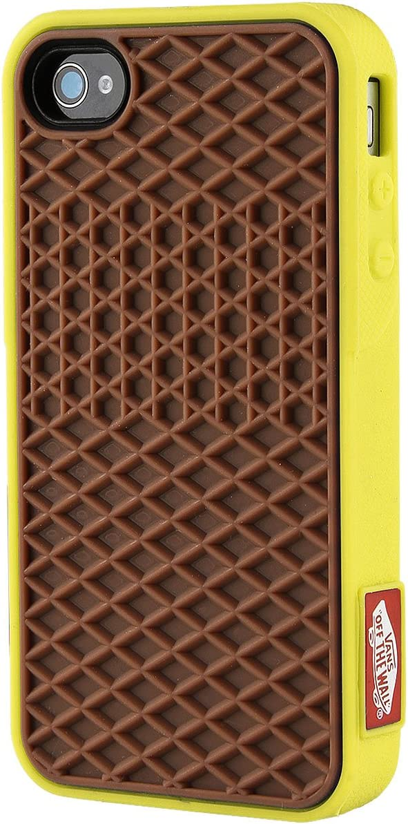 Amazon.com: Vans Waffle Case - Yellow/brown