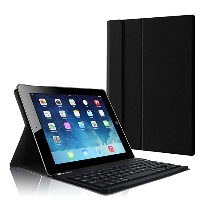 amazon com fintie blade x1 keyboard case for apple ipad 4thfintie blade x1 keyboard case for apple ipad 4th generation with retina display, ipad 3