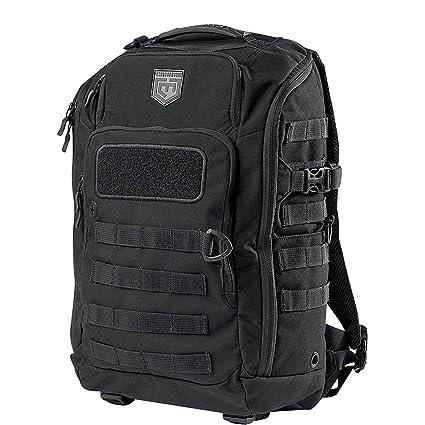 7867d9ee2cf Cannae Legion Day Pack (Black): Amazon.co.uk: Luggage