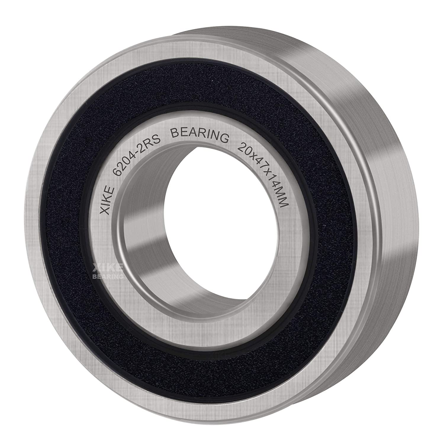 Stable Performance and Cost-Effecti... XiKe 4 Pack 6203-2RS Bearings 17x40x12mm