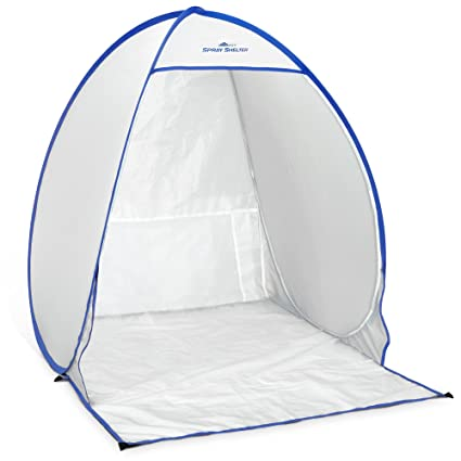 Amazon homeright small spray shelter c900051 portable paint homeright small spray shelter c900051 portable paint booth for diy spray painting hobby paint booth solutioingenieria Images