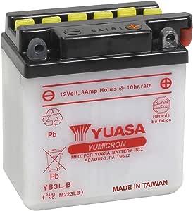 Yuasa Bater/ía yuasa YB3L-B
