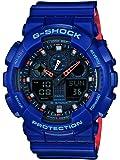 Casio G-Shock Men's Analogue/Digital Quartz Watch with Resin Strap – GA-100L
