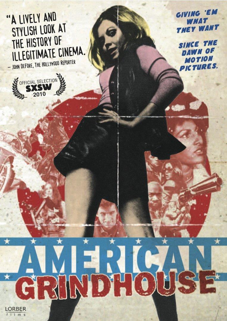 DVD : Herschell Gordon Lewis - American Grindhouse (DVD)