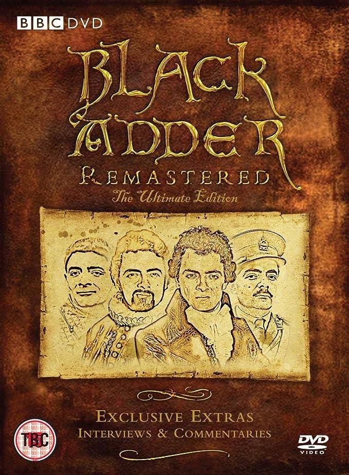 Blackadder: Re-mastered - The Ultimate Edition Box Set [Reino Unido] [DVD]