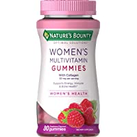 Nature's Bounty Optimal Solutions Women's Multivitamin 80 Gummies