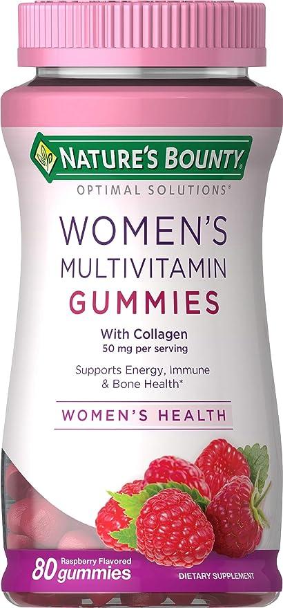 son buenas las vitaminas natures bounty