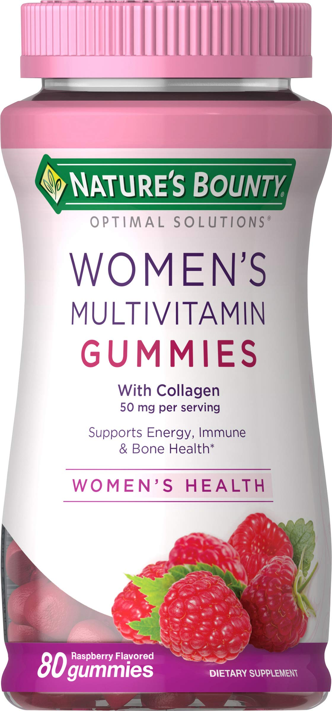 Women's Multivitamin by Nature's Bounty Optimal Solutions
