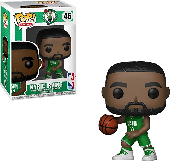 Funko POP! NBA: Celtics - Kyrie Irving