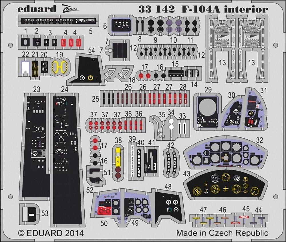 Zoom *Eduard Photoetch ll-2m3 interior S.A 1:32 EDP33109 Ho