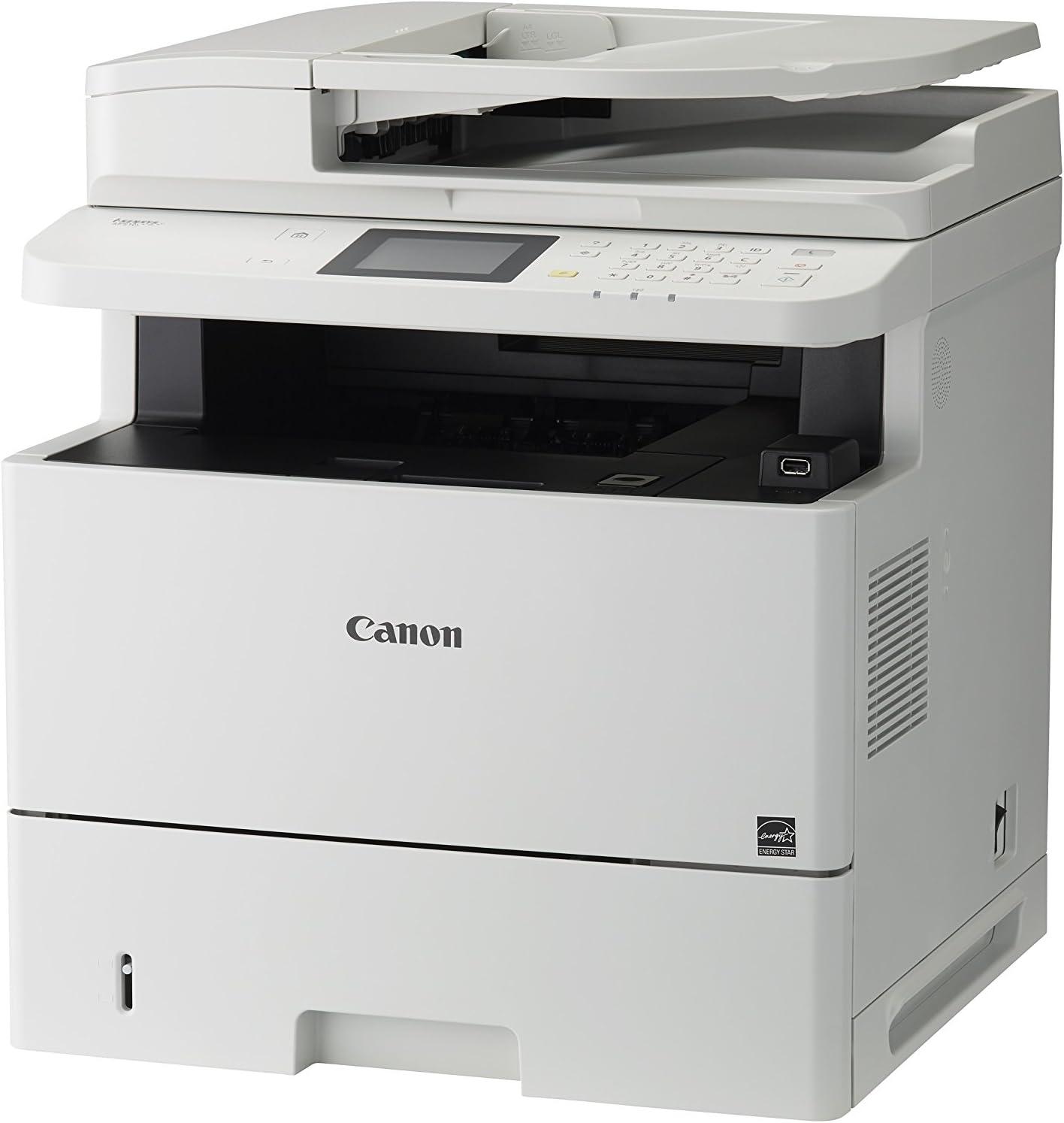 Impresora láser multifunción color Canon i-Sensys MF512X blanca ...