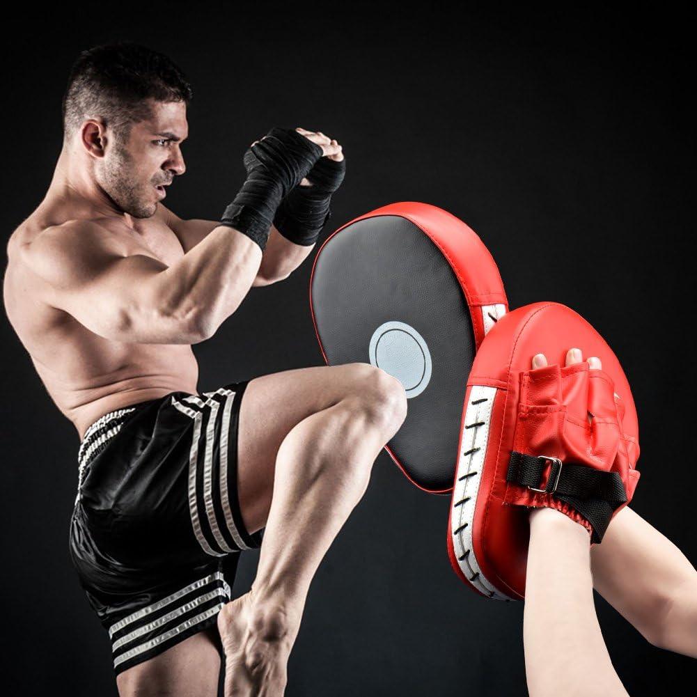 COZYSWAN Almohadilla de Entrenamiento de Boxeo Manoplas de Poliuretano