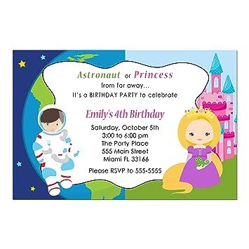 30 invitaciones personalizable niña cumpleaños bebé ducha ...