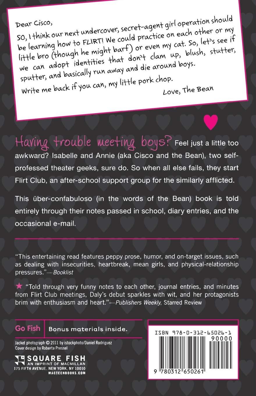 Flirt Club: Cathleen Daly: 9780312650261: Amazon com: Books
