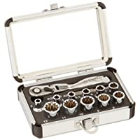 Deals on Sunex 9723 1/4-Inch Drive Universal Spline Socket Set 13-Pc