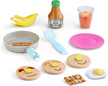 Little Tikes Tasty Jr. Bake 'N Share Yummy Breakfast Role Play Activity Pack