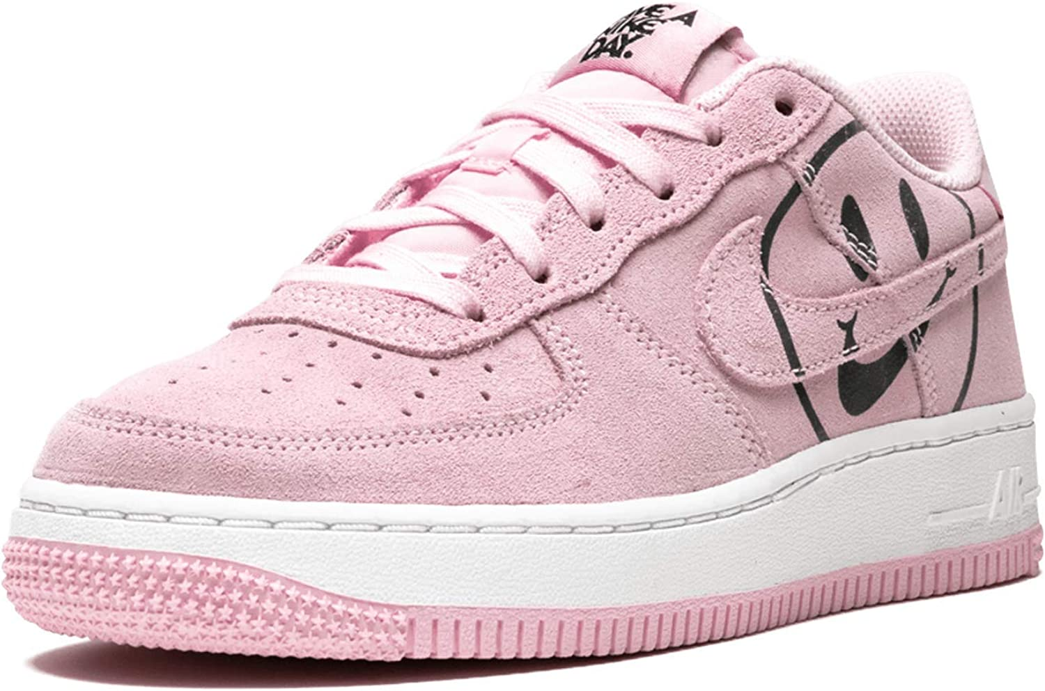 Nike Air Force 1 LV8 2 GS Kids Pink Have A Day AV0742-600