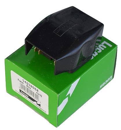 amazon com lucas fuse box 2 fuse many 50s 70s british cars 4fj rh amazon com 70 charger fuse box 70 nova fuse box