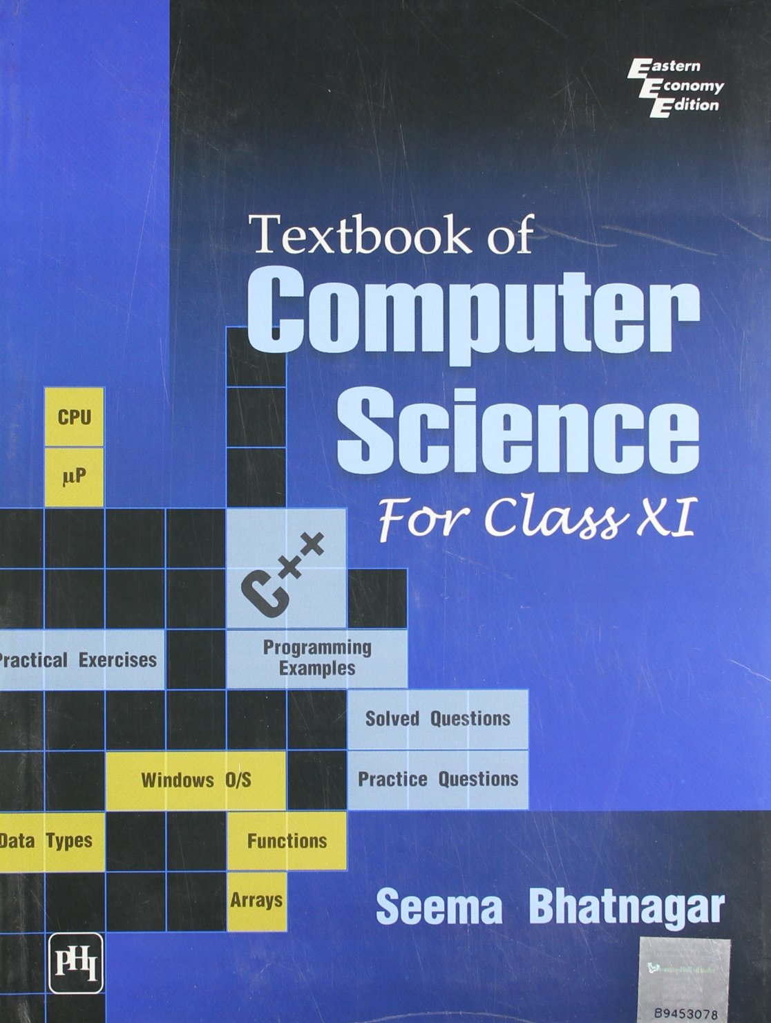 Buy Textbook of Computer Science: For Class XI Book Online