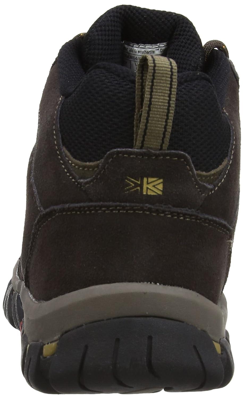 Hombre Karrimor Bodmin Mid IV Weathertite Zapatos de trekking