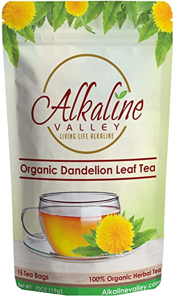Amazoncom Dandelion Leaf Tea Or Diente De Leon 100 Organic And