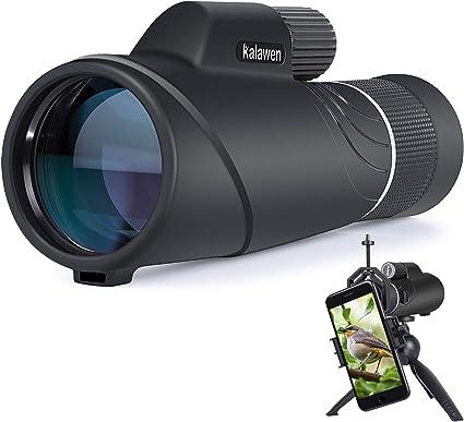 Kalawen Zoom Monokular Teleskope 10 20x50 Monokulare Kamera