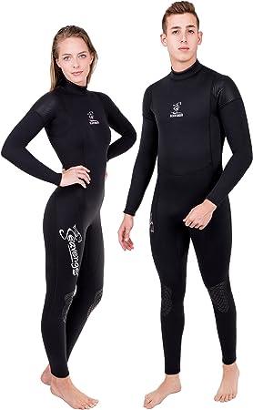 Seavenger Alpha 3mm Neoprene Fullsuit Wetsuit