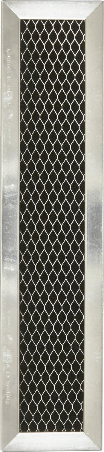 GE JX81D, WB02X10943, Microwave Recirculating Charcoal Filter (2-Pack)